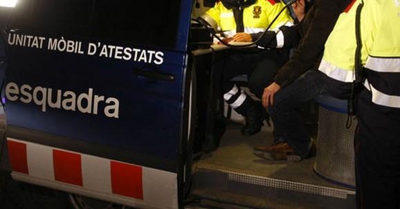 ATESTAT POLICIAL DE TRÀNSIT I DELICTES CONTRA LA SEGURETAT VIAL | 40H
